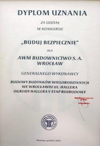 Dyplom-uznania